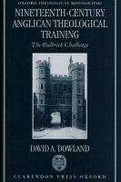 Nineteenth-Century Anglican Theological Training: The Redbrick Challenge