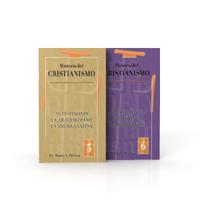 Historia del Cristianismo - Tomos 5 y 6