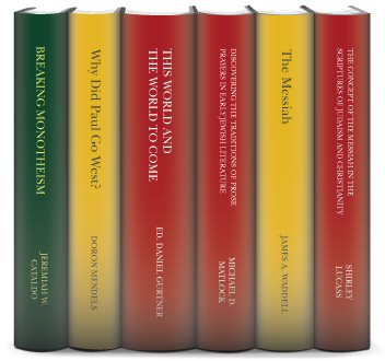 T&T Clark Jewish Studies Collection (6 vols.)