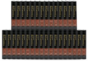 Encyclopedia Britannica (32 vols.)