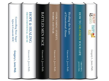Gregory Jantz Collection (7 vols.)