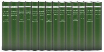 Athenaeus' The Deipnosophists (14 vols.)