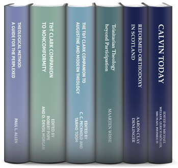 T&T Clark Studies in Historical Theology (6 vols.)