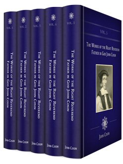The Works of John Cosin (5 vols.)