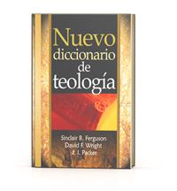 Nuevo diccionario de Teología