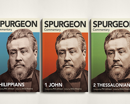 Spurgeon Commentary Collection: New Testament Letters (10 vols.)