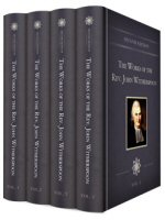 The Works of the Rev. John Witherspoon (4 vols.)