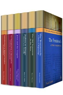 T & T Clark Approaches to Biblical Studies Collection (6 vols.)