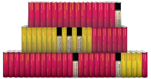Hermeneia and Continental Commentaries (68 vols.)