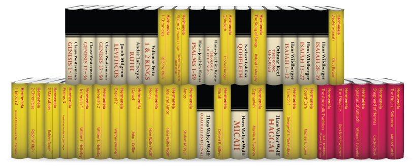 Hermeneia: Old Testament (43 vols.)