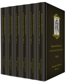 Sermons Preached at Lincoln's Inn Chapel (6 vols.)