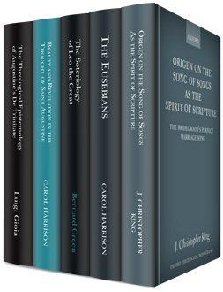 Oxford Theological Monographs on Patristics (5 vols.)