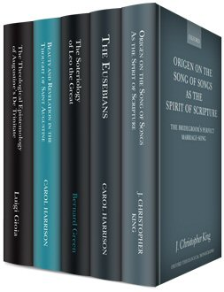Oxford Theological Monographs on Patristics (5 vols.)