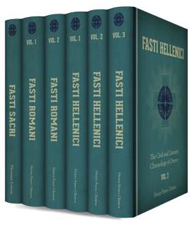 Chronology of the Ancient World Collection (6 vols.)