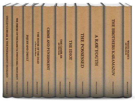 Collected Works of Fyodor Dostoevsky (11 vols.)