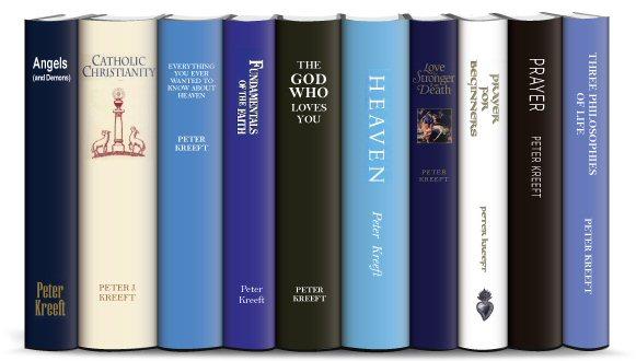 Peter Kreeft Theology Collection (10 vols.)