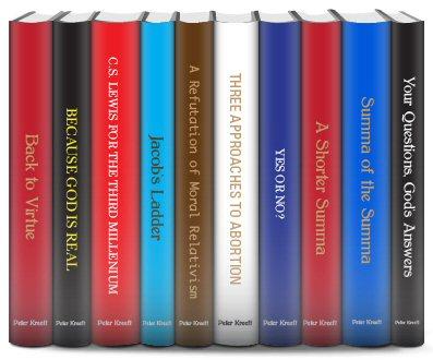 Peter Kreeft Philosophy and Apologetics Collection (10 vols.)