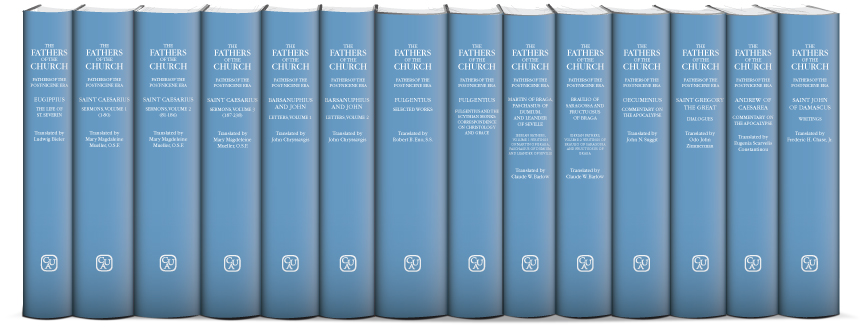 Fathers of the Church: Fathers of the Post-Nicene Era (14 vols.)