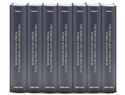 The Sermons and other Practical Works of Ralph Erskine (7 vols.)