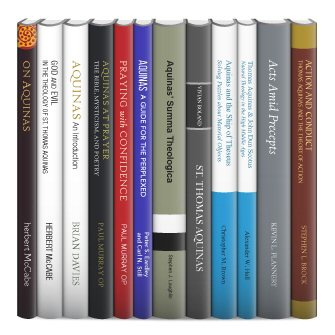 Bloomsbury Studies on Thomas Aquinas (12 vols.)