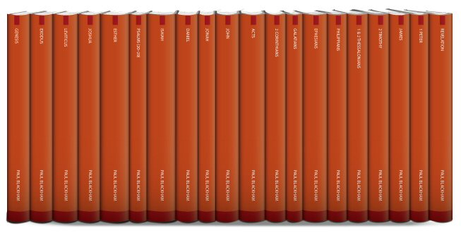 Book by Book Series (20 vols.)