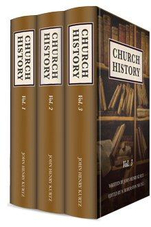 Church History (3 vols.)
