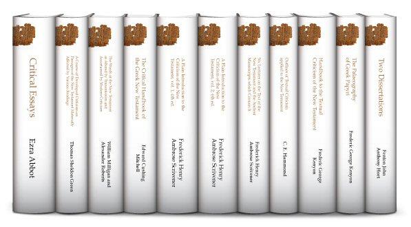 Classic Studies on New Testament Textual Criticism (11 vols.)