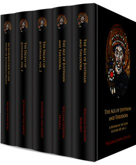 Life and Works of Justinian the Great (5 vols.)
