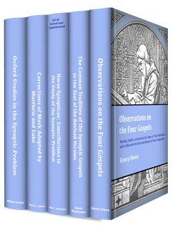 Classic Studies on the Synoptic Problem (5 vols.)