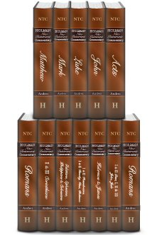 Holman New Testament Commentary (12 vols.)