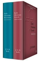J. N. D. Kelly's Early Christian Doctrines and Creeds (2 vols.)