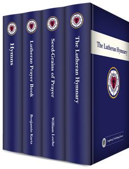 Lutheran Hymns and Prayer Books (4 vols.)