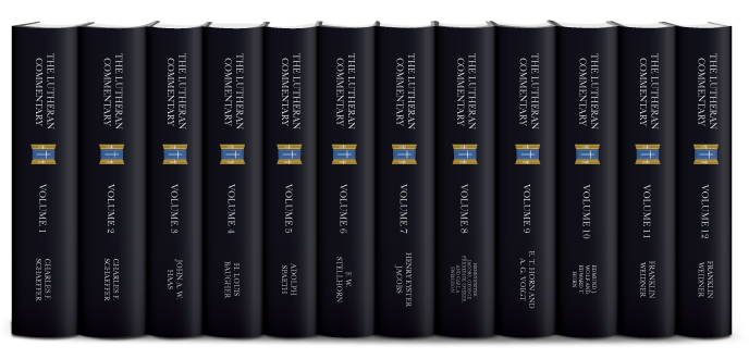 The Lutheran Commentary (12 vols.)