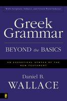 Greek Grammar beyond the Basics