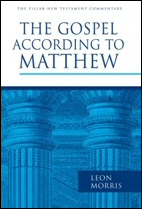 Pillar New Testament Commentary: The Gospel according to Matthew