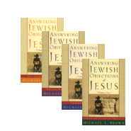 Answering Jewish Objections to Jesus (4 vols.)