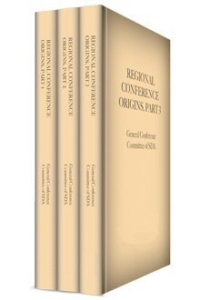Regional Conference Origins (3 vols.)
