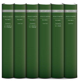 Greek Papyri Collection (6 vols.)