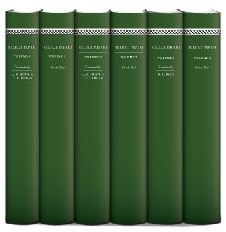 Greek Papyri Collection (6 vols.)
