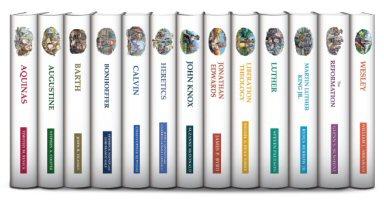 Armchair Theologians Series (13 vols.)