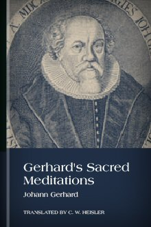 Gerhard's Sacred Meditations