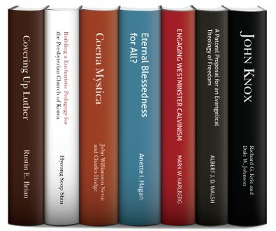 Wipf & Stock Studies in Reformed Theology (7 vols.)