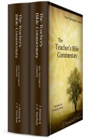 Teacher's Bible Commentary Series (2 vols.)