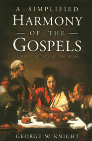 A Simplified Harmony of the Gospels