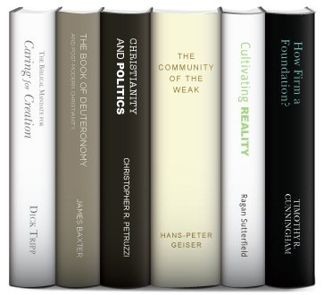 Wipf & Stock Christianity and Culture Collection (6 vols.)