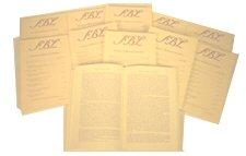 The Journal of Biblical Literature (26 vols.)
