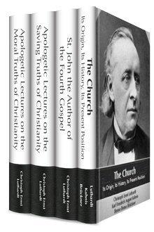 Select Works of Christoph Ernst Luthardt (4 vols.)