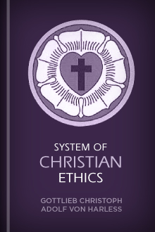 System of Christian Ethics