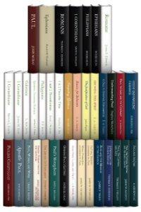 Baker Studies on Paul Collection (37 vols.)