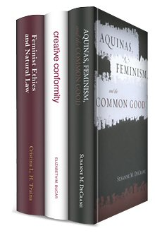 Moral Perspectives on Feminism (3 vols.)